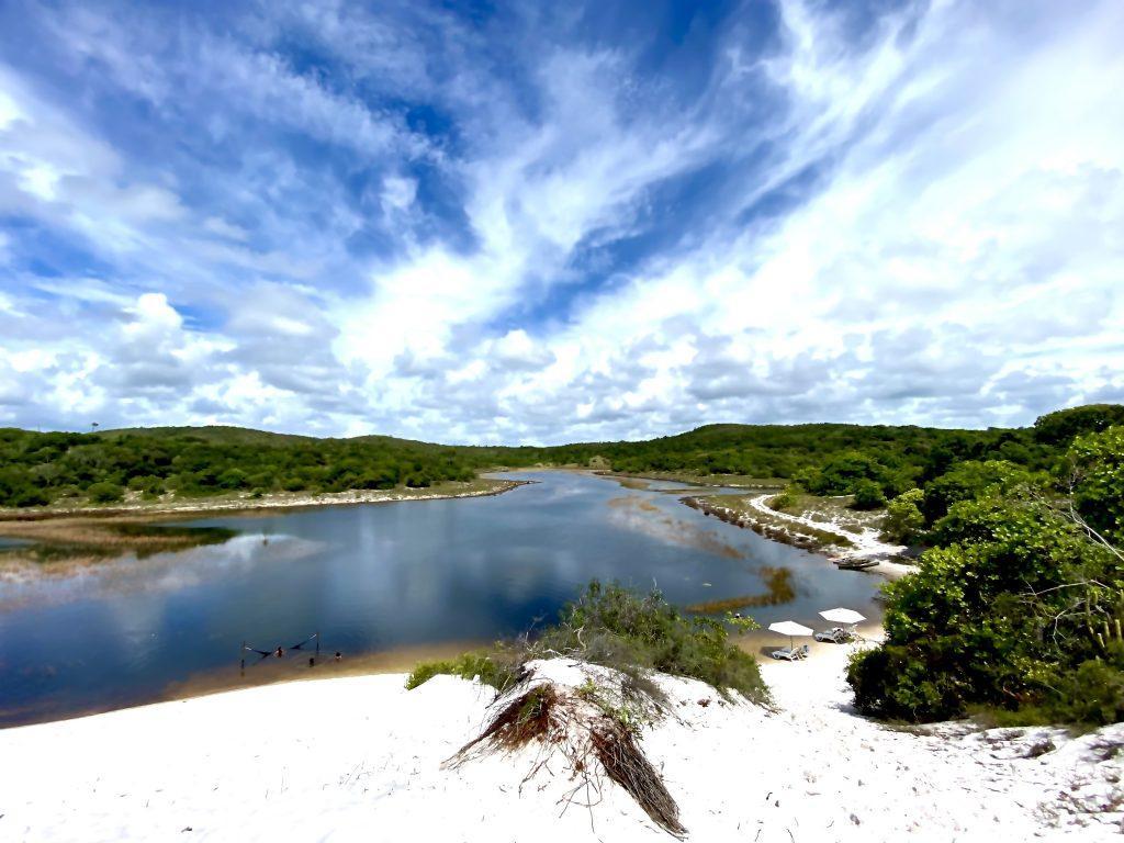 Trilha da Lagoa – Baixio