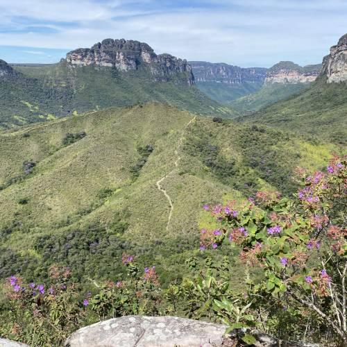 Vale do Pati reabriu parcialmente para o turismo; saiba mais