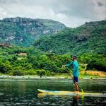 Stand Up Paddle no Rio Paraguaçu